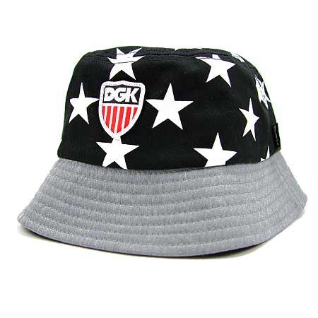 DGK Americana Bucket Hat fc4d9daf2ad