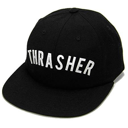c6990c1d934 ... good huf huf x thrasher vintage baseball 6 panel strap back hat in  stock at spot