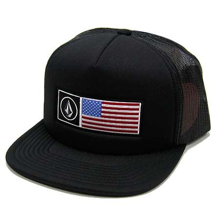 Volcom USA Cheese Trucker Hat