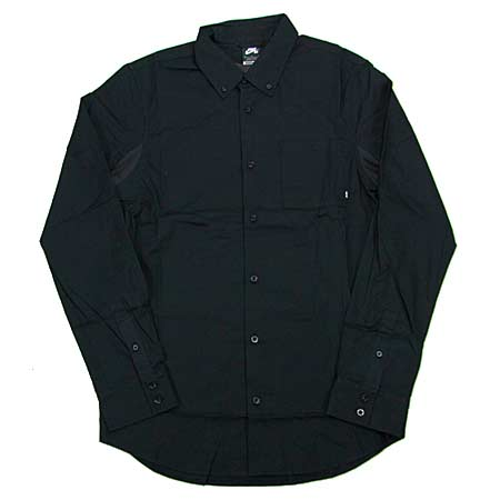 Nike SB Holgate Light Weight Long Sleeve Button-Up Shirt in stock ...