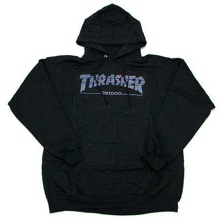 a4c70a91a90 Thrasher Magazine GX1000 Pullover Hooded Sweatshirt in stock at SPoT ...