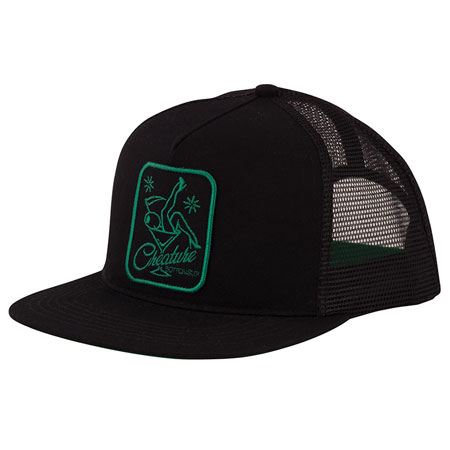 3c3177c9cf5 Creature Skateboards Bottoms Up Mesh Trucker Snap-Back Hat in stock ...