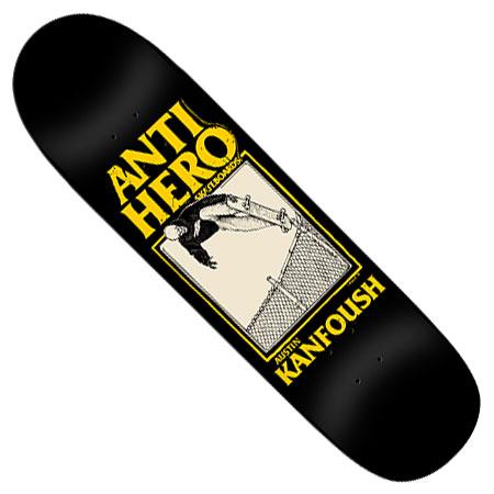 7e80e2d5f0 Anti-Hero Austin Kanfoush X Lance Mountain Deck in stock now at SPoT ...
