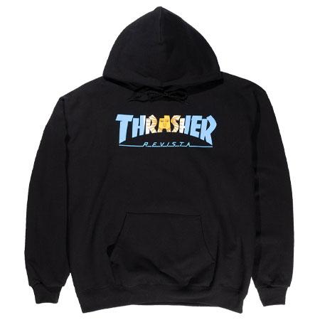 4701edaef269 Thrasher Magazine Argentina Hooded Sweatshirt in stock at SPoT Skate Shop