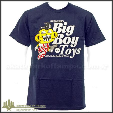10 Deep Big Boy Toys T Shirt In Stock At Spot Skate Shop