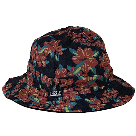 Grizzly Tropical High Reverseable Bucket Hat in stock at SPoT Skate Shop 3edcbbd34d1