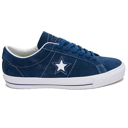 Converse One Star Skate Ox Navy Blue Sneakers 2015 cheap online outlet finishline collections sale online cheap wiki hIpcHX