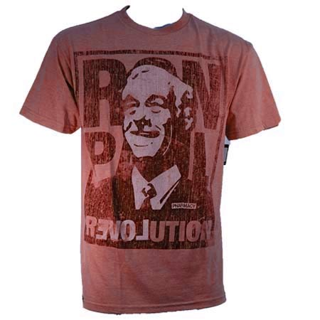 Pharmacy Ron Paul Revolution T Shirt In Stock Now At Spot
