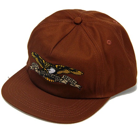 ec36d8ad622a Anti-Hero Eagle Unstructured Snap-Back Hat in stock at SPoT Skate Shop