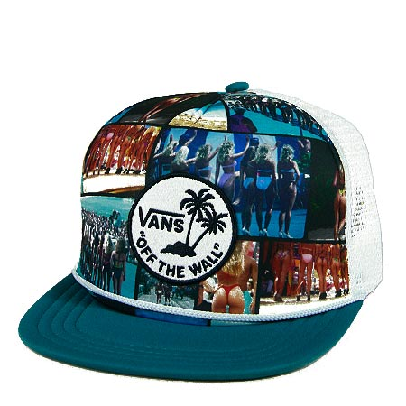c06c738330b26 Vans Hank Foto Trucker Hat in stock at SPoT Skate Shop