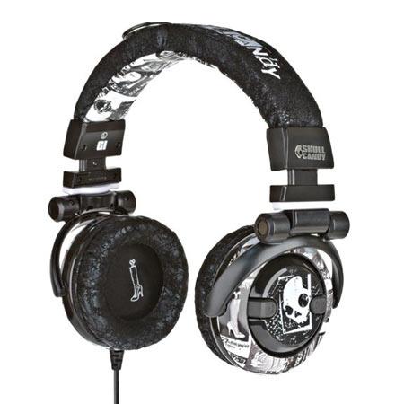 Headphones wireless xbox - Skullcandy G.I. (Black/Gray) Overview