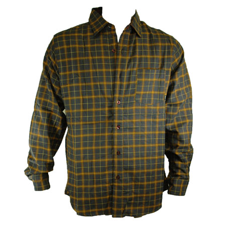 nike sb bowery reversible long sleeve buttonup shirt in
