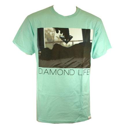 Diamond diamond girl t shirt in stock at spot skate shop for Diamond and silk t shirts
