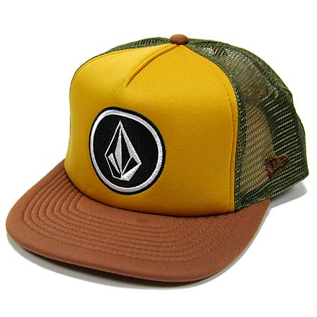 Volcom Coast Cheese Mesh Snap-Back Hat in stock at SPoT Skate Shop 84b60dcafff