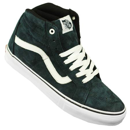 6362101ab68590 Vans Sk8-Hi Notchback Pro Shoes in stock at SPoT Skate Shop