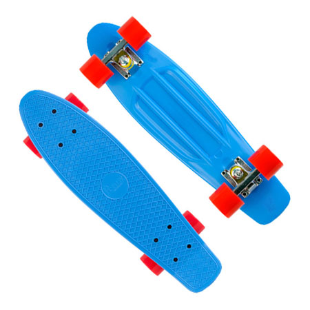 penny skateboards nickel cruiser complete in stock at spot skate shop