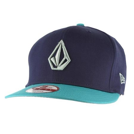 Volcom Full Stone 9Fifty New Era Adjustable Hat in stock at SPoT ... 55bda77cff4