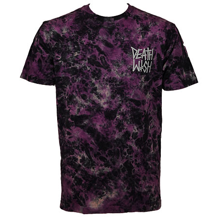 Deathwish Deathstack Tie Dye T Shirt in stock at SPoT ...