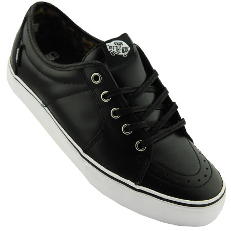 Vans Syndicate AV SK8-Low X Jason Dill S Shoes, Black Leather/ AVE ...