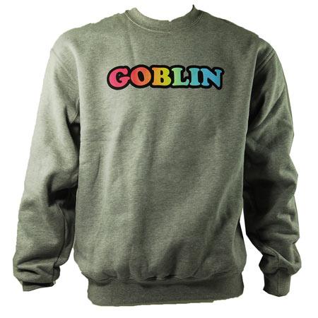 Golf Wang Goblin Crew Neck Sweatshirt In Stock At Spot
