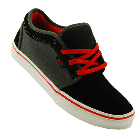 vans shoes black and red. out of stock color: black suede/ charcoal/ red/ white vans shoes and red a