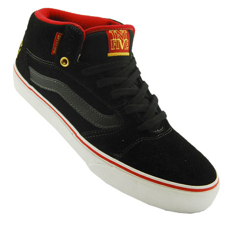 b7e7fec3fd88bf Vans Tony Trujillo TNT 5 Mid Shoes in stock at SPoT Skate Shop
