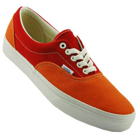 Vans Orange Color