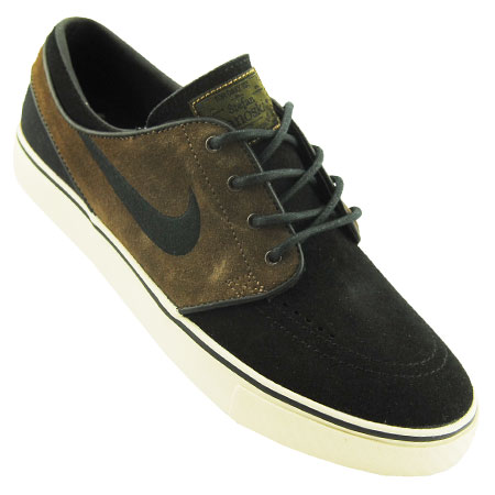 uk availability e6f3a b0465 Nike Zoom Stefan Janoski Shoes, Baroque Brown  Black  Birch  White in stock  at SPoT Skate Shop