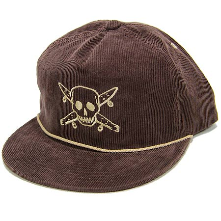 Fourstar Pirate Corduroy Snap-Back Hat in stock at SPoT Skate Shop b0faa45508ea