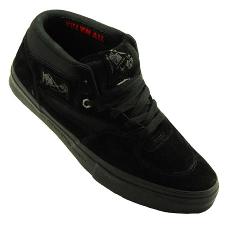 c88f2bad2c OUT OF STOCK Color  Metallica  Black Suede  Black  Pro. Sole. Side. Inside  Kill  Em All