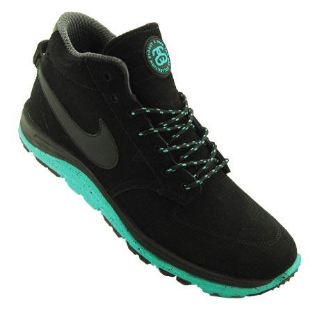 c5d4e29cd42d5 Nike Nike X Stussy Lunar Braata Mid OMS Shoes in stock at SPoT Skate Shop