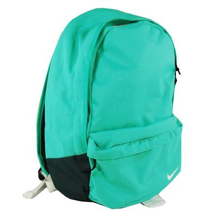 nike mint green backpack