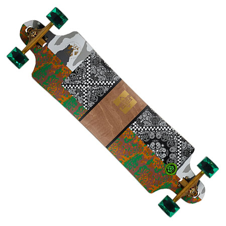 61fdb058 Dusters Banned Complete Longboard Skateboard in stock at SPoT Skate Shop