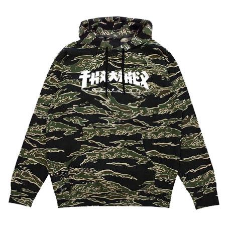 96cb3a1cbb23 Thrasher Magazine Godzilla Hooded Sweatshirt in stock at SPoT Skate Shop