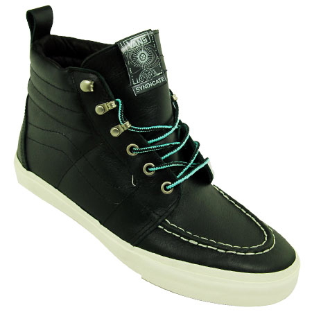 564b5f4eb8 Vans Syndicate Vans Syndicate X Mike Hill SK8-Hi Boots in stock at ...