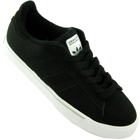 campus shoes black and blue