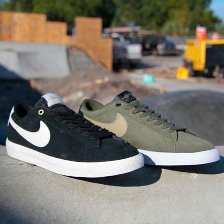 Nike SB GT Blazer Low Shoe Release